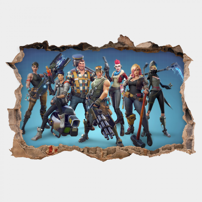 Fortnite Characters Group Main