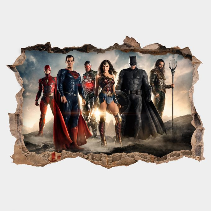 Justice League Team
