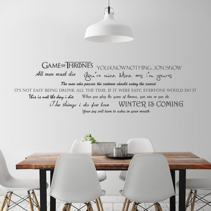 Games Of Thrones Quotes