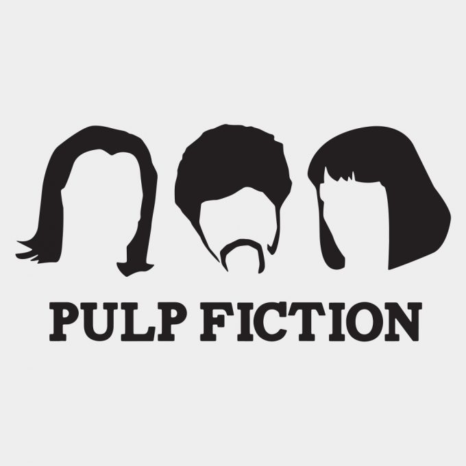 Pulp Fiction Heads